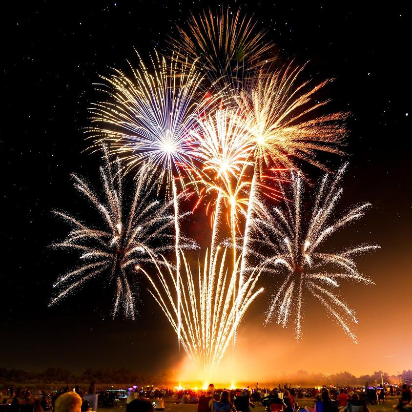 Syracuse Lake Fireworks