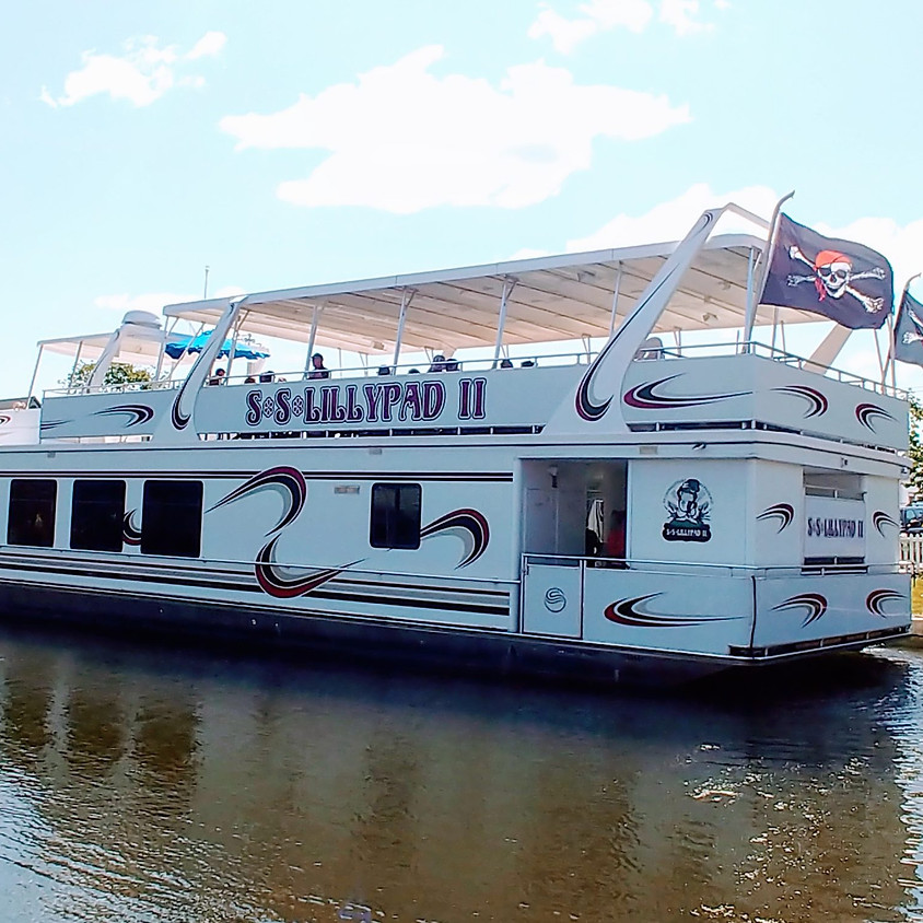 """Historical """"Then & Now"""" Lake Wawasee LillyPad Cruise"""