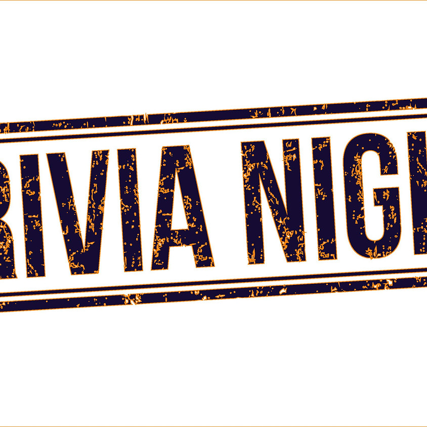 Trivia Night: Hosted By Brainblast