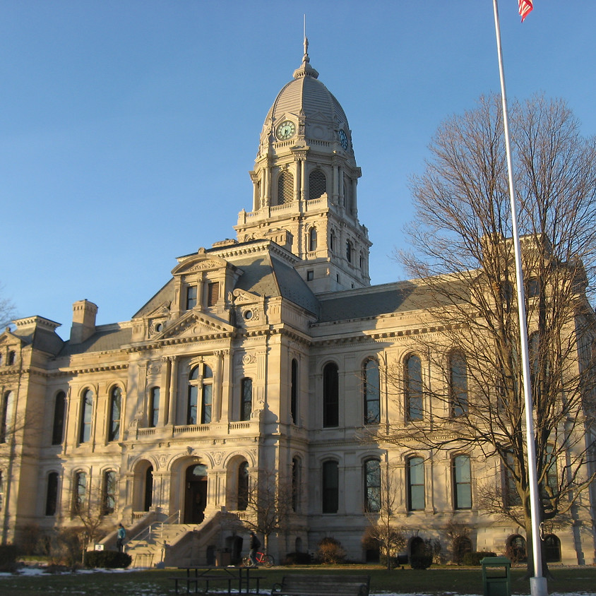 COUNTY BOARD OF ZONING APPEAL