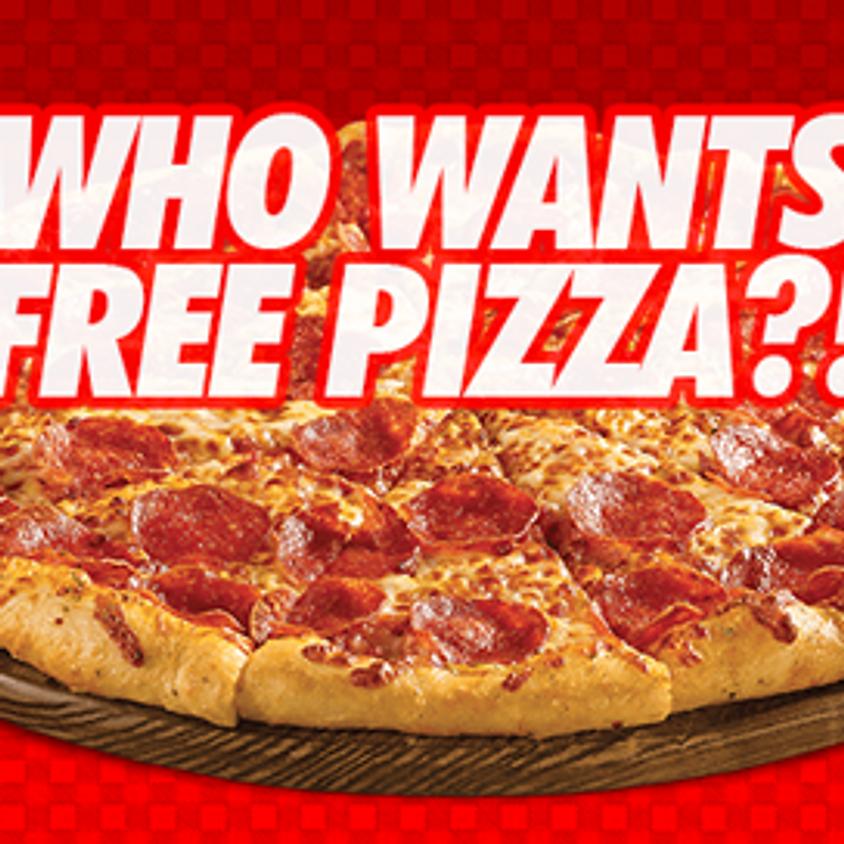 SYRACUSE FREE PIZZA