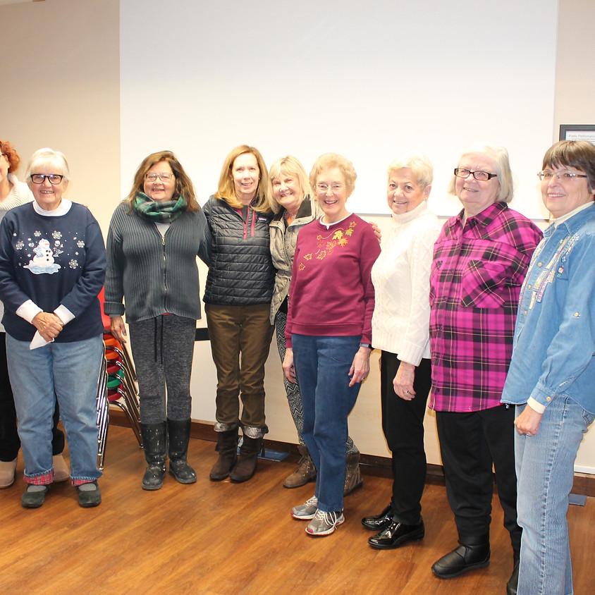 The Friends December Meeting