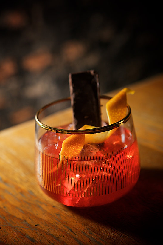 Tequileño Old Fashioned