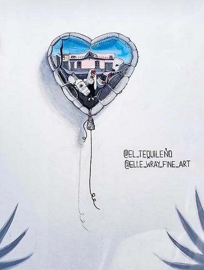 Tequileño Heart