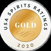 USA Spirits Award Gold