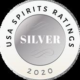 USA Spirits Award Silver