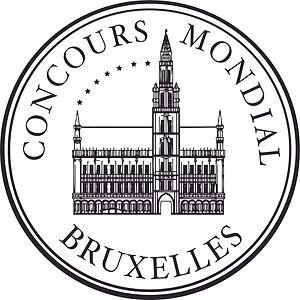 Concours Mondial Bruxelles Logo