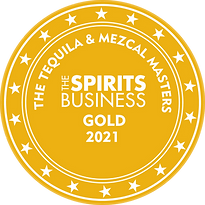 THE TEQUILA and Mezcal MASTERS GOLD 2021