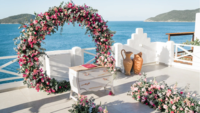 Noiva Real Fernanda Rosalles   Um Elopement Wedding na praia