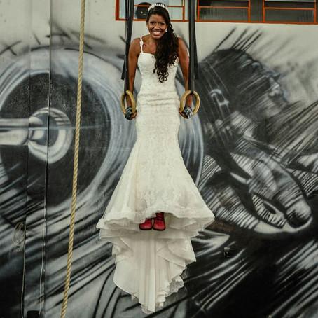 Inspiração do Dia: Noivas Reais La Fiancée Ana Luiza Vieira