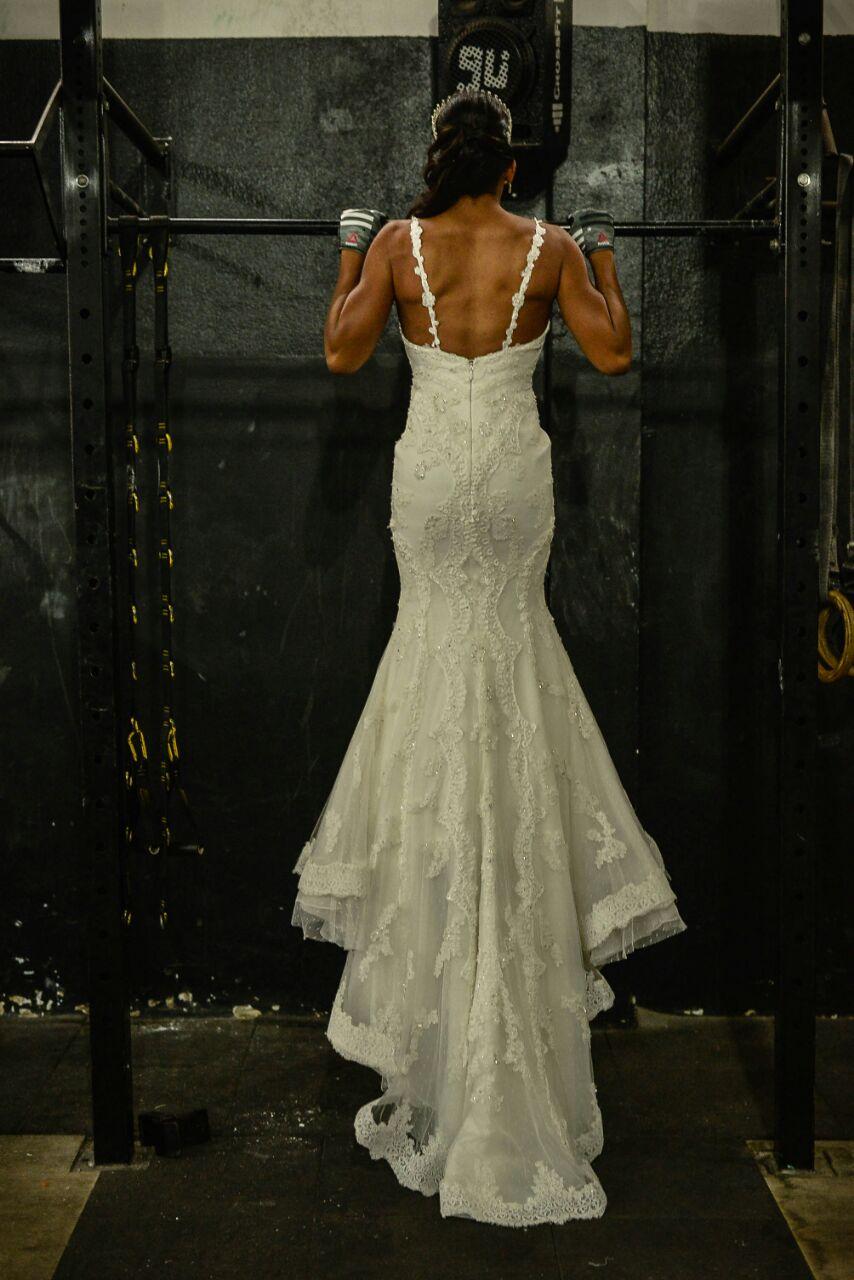 vestido de noiva - La Fiancée