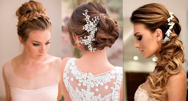 Casamento Qual é O Penteado Ideal Para O Seu Vestido De Noiva