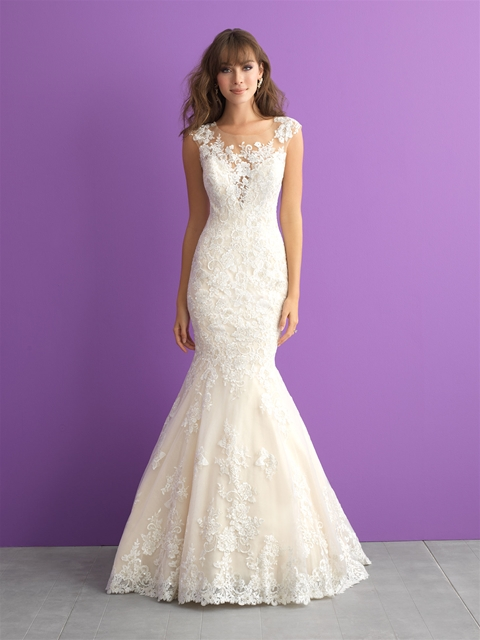 Vestido de noiva allure bridals