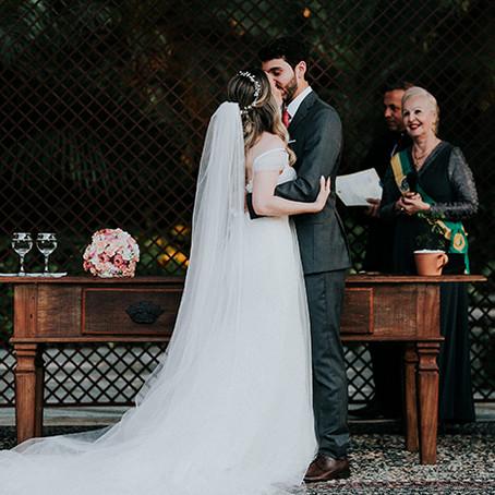 Noiva Real Flávia | Casamento Sustentável