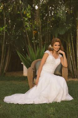 Vestido de Noiva La Fiancée