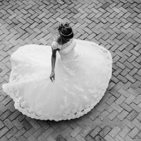 Inspiração do Dia: Noivas Reais La Fiancée