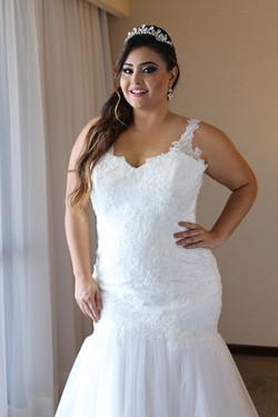 Vestido de Noiva Plus Size