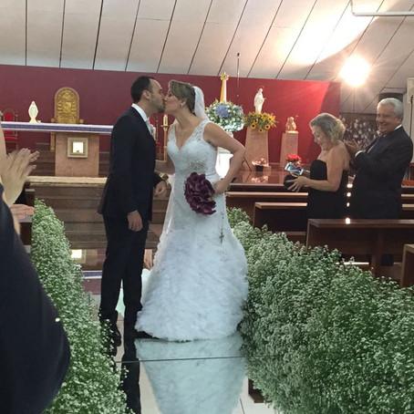 Inspiração do Dia: Noivas Reais La Fiancée Ludmila Ribeiro