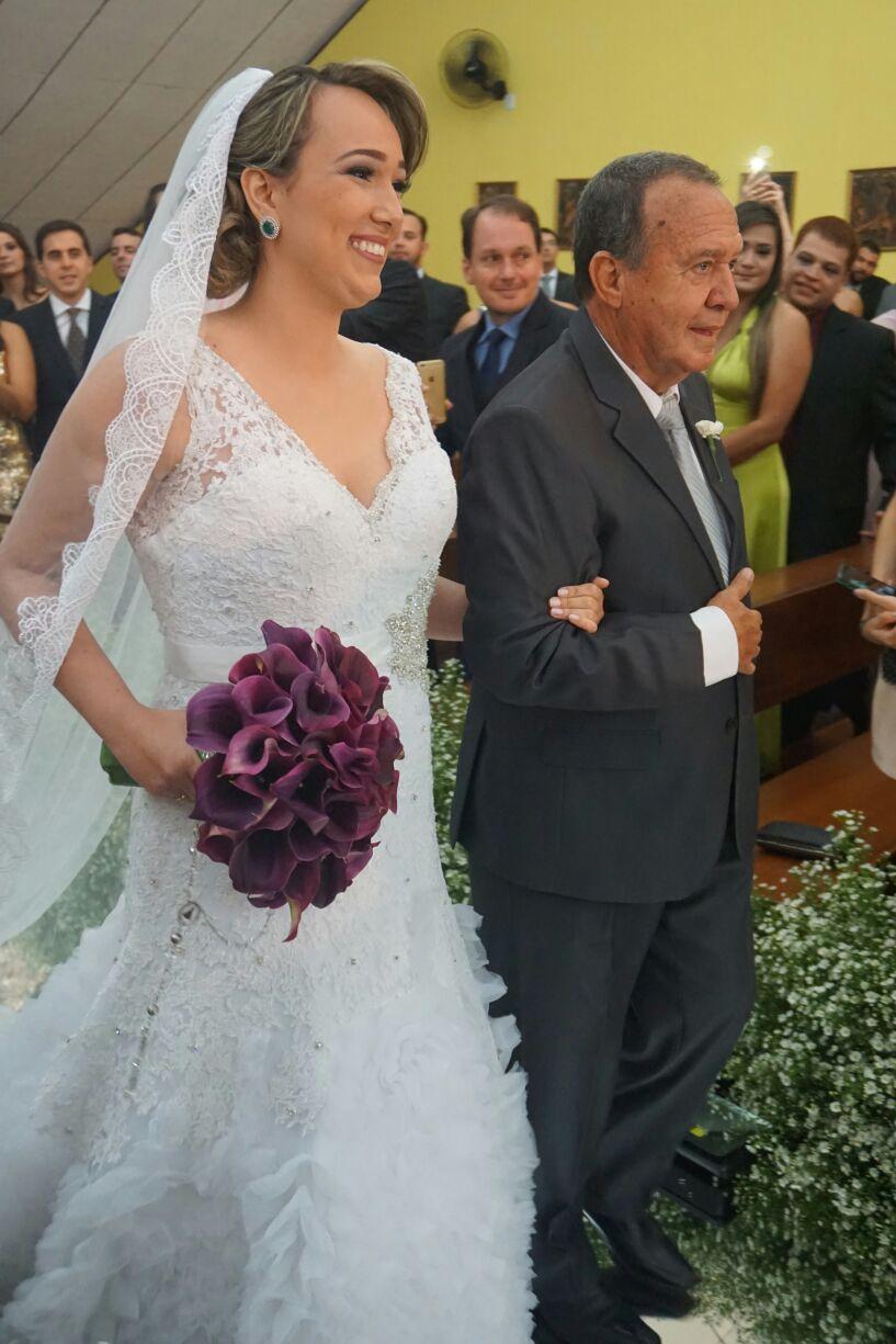 Noiva Ludmila Ribeiro