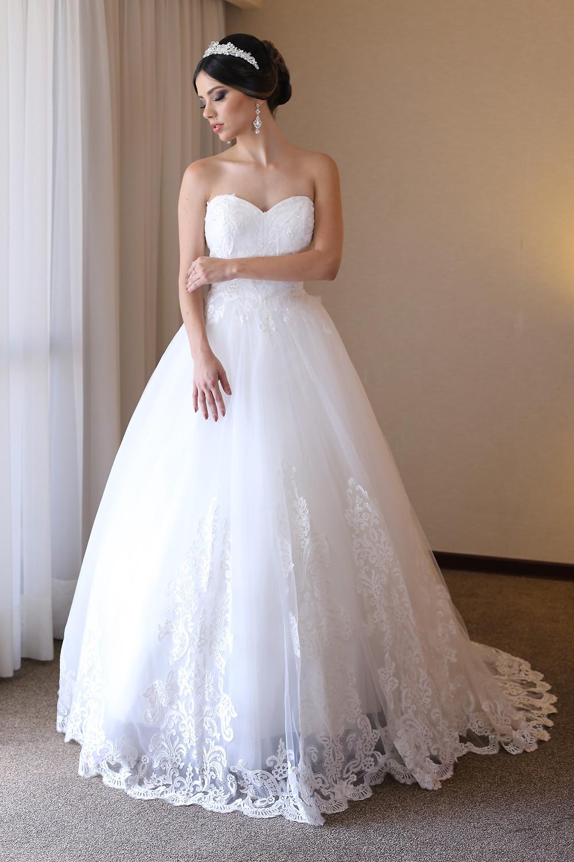 vestido de noiva La Fiancée Brasília
