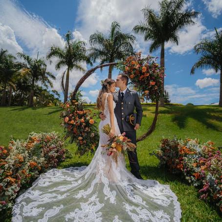 O amor resiste em tempos de tempestade | Noiva Real Ingrid Ulhoa