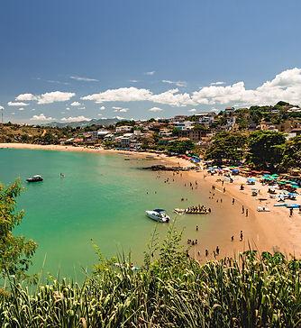 Praia Areia Preta - Anchieta - ES - Pousada da Tina