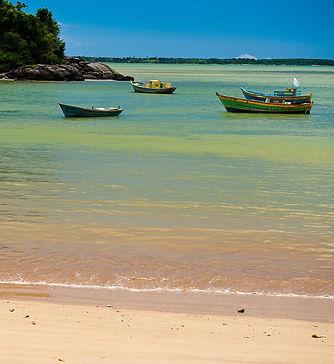 Pousada da Tina | Praia de Inhaúma | Anchieta | ES