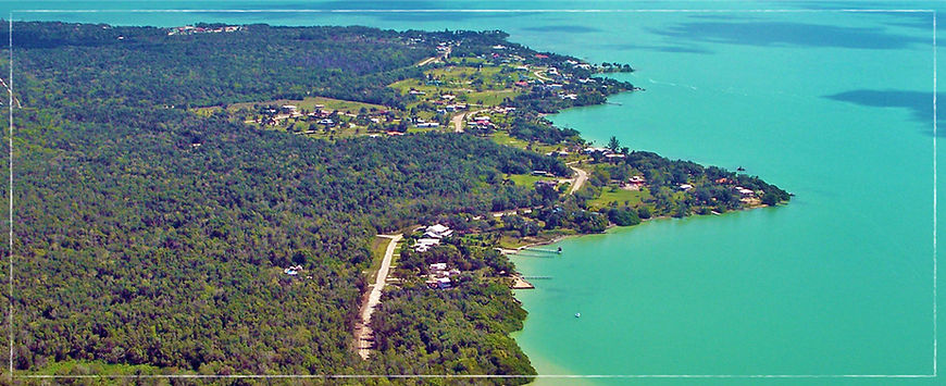 Where is Consejo Shores? A private, waterfront community - Corozal, Belize