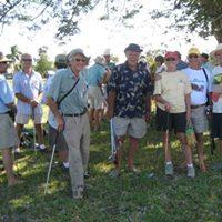 Consejo Shores- golfing with Bill Wildman