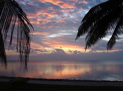 Consejo Shores Sunset