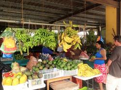 Local Market in Corozal, Belize