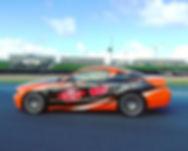 drive v8 muscle car
