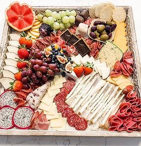 #newyears #charcuterie #grazing #cheese