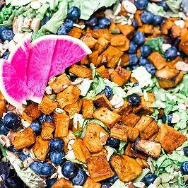 This salad is my absolute favorite Darje
