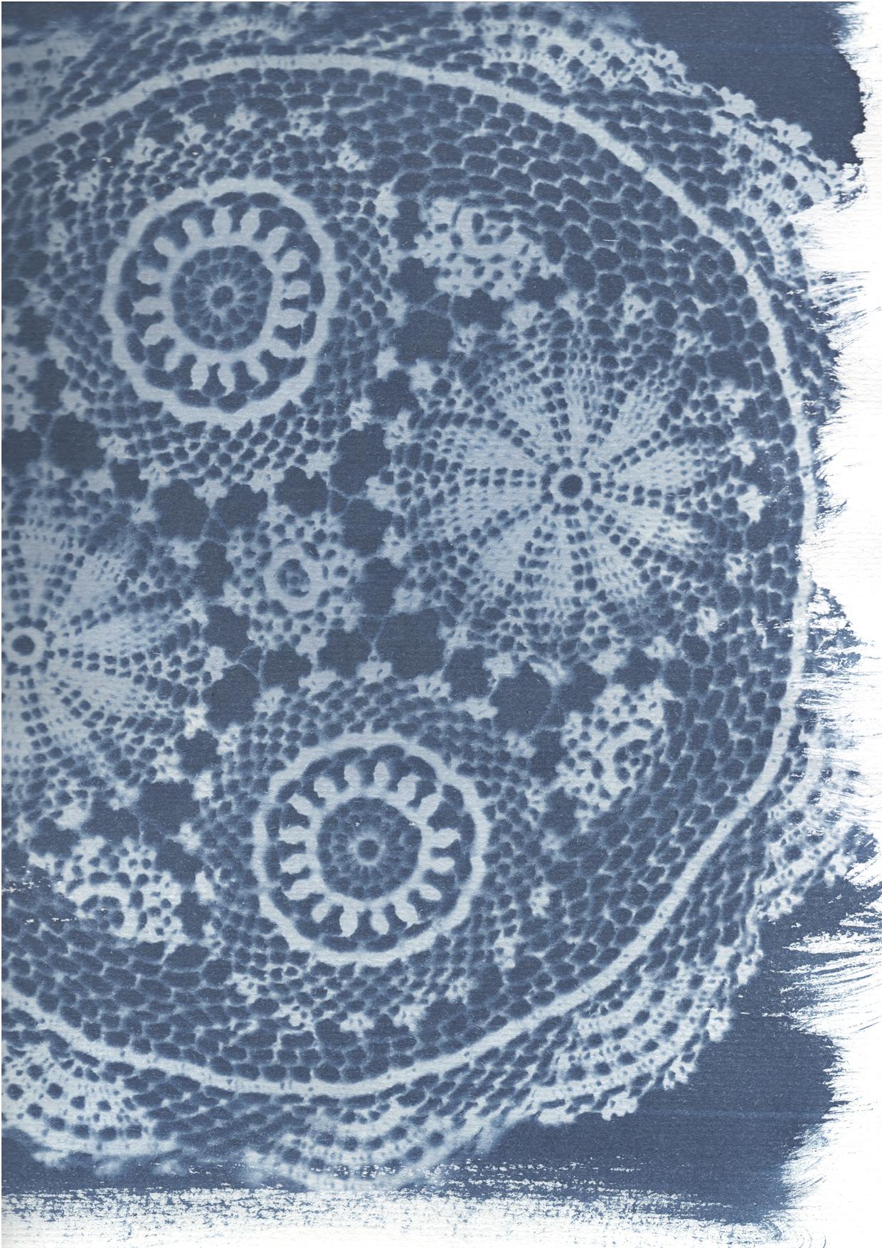 crochet doiley