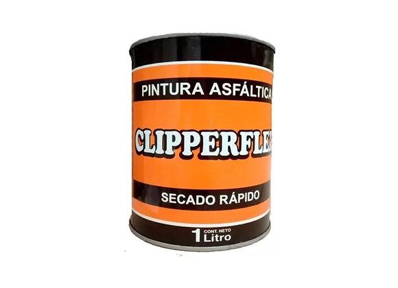 PINTURA ASFALTICA 18 LTS CLIPPERFLEX