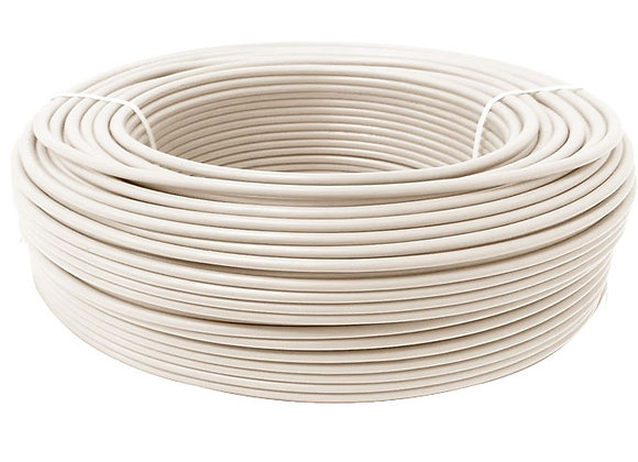CABLE BLANCO 1 MM ROLLOX100MTS