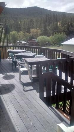 Cougar deck
