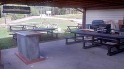 Cougars patio