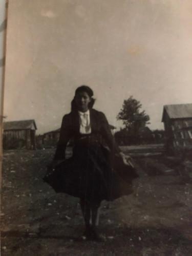 my maternal grandmother Micaela Alvardo Cárdenas