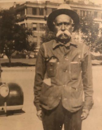 my great-great grandfather Marcos Huert in Delhart, TX