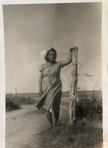 my great aunt Tomasa Cárdenas