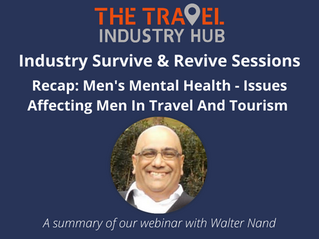 Men's Mental Health In Travel and Tourism