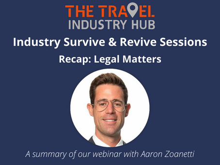Legal Matters in the Travel and Tourism Industry