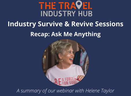 Ask Me Anything With Helene Taylor