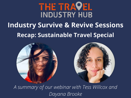 Sustainable Travel Special!