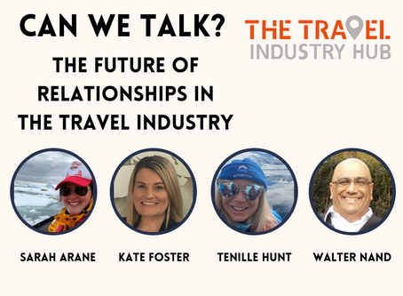 Can We Talk? - The Future Of Relationships In The Travel Industry