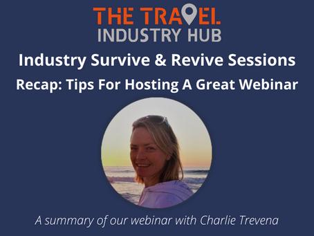 Tips for Hosting a Great Webinar
