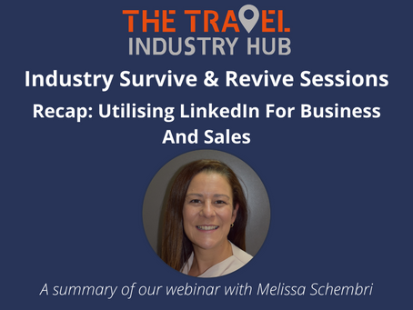 Utilising LinkedIn for Business and Sales