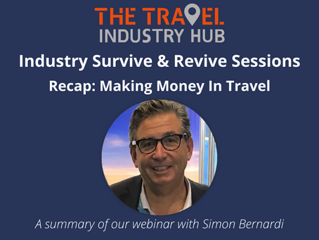 Making Money In Travel Post-Pandemic